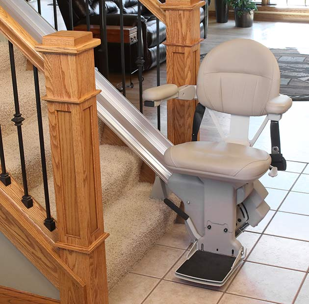 bruno elan home residential straight rail san francisco stairlift