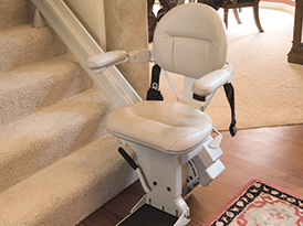 senior stair lift
